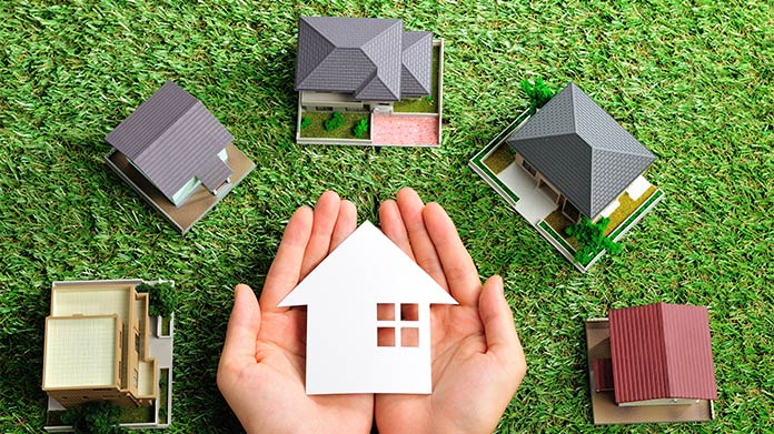 Property investment rules with borrowing
