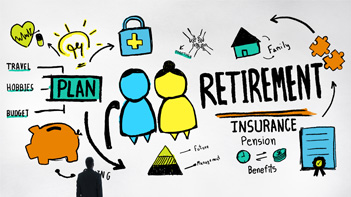 Ease into retirement by setting up a pension